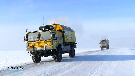 Polacy na wyprawie Siberia Arctic Expedition