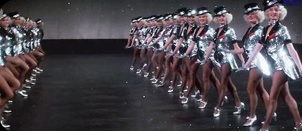 Gwiazdorski taneczny mix w świecie kina