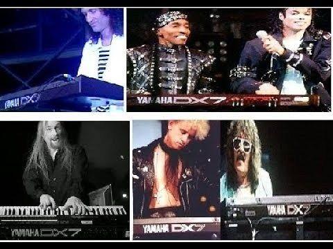 Syntezator, który nadał brzmienie muzyce lat 80. - Yamaha DX7