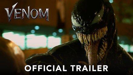 Venom - oficjalny zwiastun