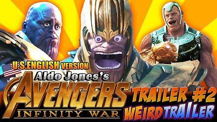 Kolejny popieprzony trailer nowych Avengersów