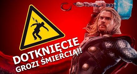 Avengers w prawdziwym życiu. Jak wykorzystać supermoce Thora?