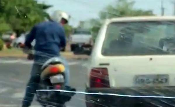 Tak się wychowuje motocyklistów w Brazylii