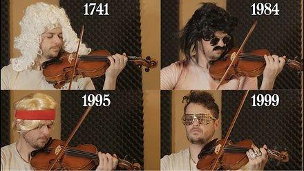 """Od Messiaha do """"Mii Channel Theme"""", czyli ewolucja muzyki memów (1741-2017)"""
