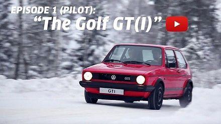 Edd China w swoim nowym programie: Golf GT(I)