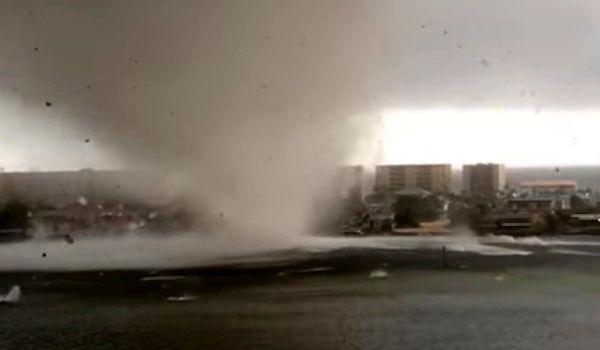Tornado na Florydzie