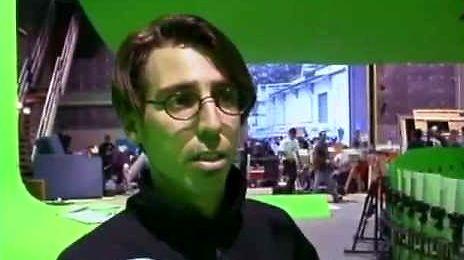 Sztuka stojąca za efektami w Matrixie