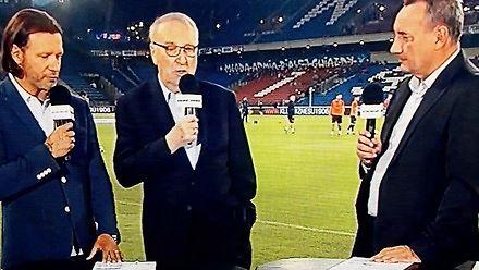 Znany ekspert piłkarski Radosław Majdan gada jak potłuczony!