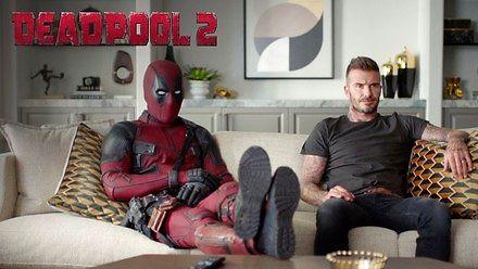 Deadpool przeprasza Davida Beckhama
