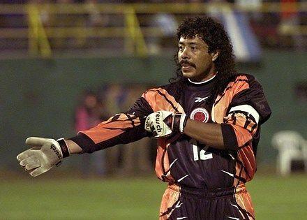 Rene Higuita, jeden z najbardziej ekscentrycznych bramkarzy świata