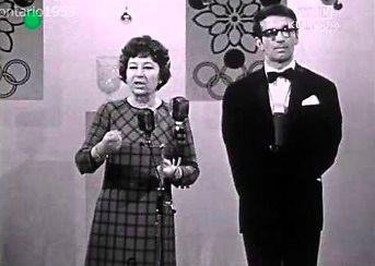 Irena Kwiatkowska & Jacek Fedorowicz - Trygonometria w 1968 roku