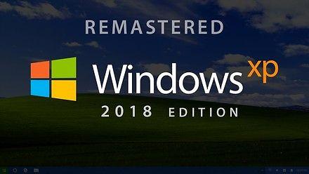 A gdyby Windows XP powstał w 2018 roku?