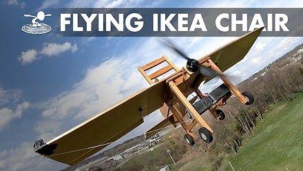 Krzesłolot, czyli latające krzesło