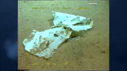 Naukowcy znaleźli plastikową torbę na dnie Rowu Mariańskiego