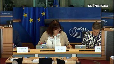 Demokracja w najlepszym wydaniu - Dobromir Sośnierz zrugał europosłów w PE, ale to i tak nic nie da