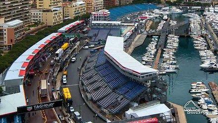 Jak zmienia się Księstwo Monako w tor wyścigowy?