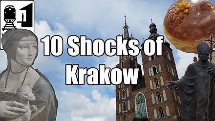 10 ciekawostek na temat Krakowa okiem obcokrajowca