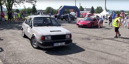 Czeska legenda kontra włoski samochód marzeń
