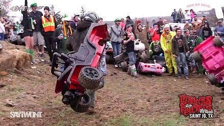 Downhill w zabawkowych samochodach
