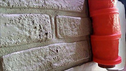 Słowacki sposób na ceglane ściany