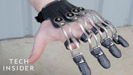 Bardzo prosta proteza, która zmienia życie