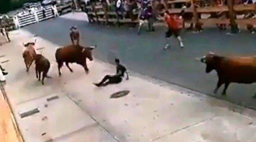 Jak oszukać przeznaczenie i nie dać się nabić na rogi byka?