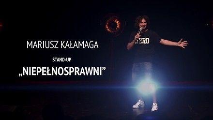 Mariusz Kałamaga o osobach niepełnosprawnych