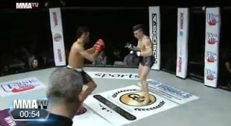Cwaniaczek w MMA