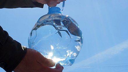 Rosja dała ciała z butelkami wody na Mundial 2018
