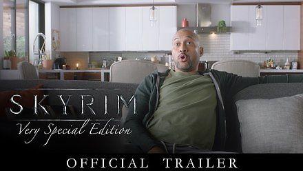 Skyrim: Very Special Edition, czyli TES V na lodówki