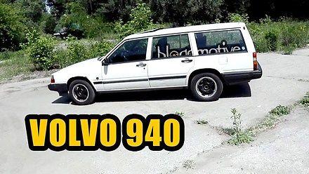 Volvo 940 GL 1992r. - Blogomotive