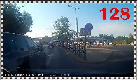 Walka kierowców w korku, czyli kompilacja Polscy Kierowcy #128