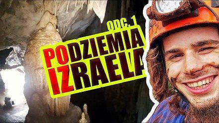 Izraelskie podziemia: Jaskinia Fassuta