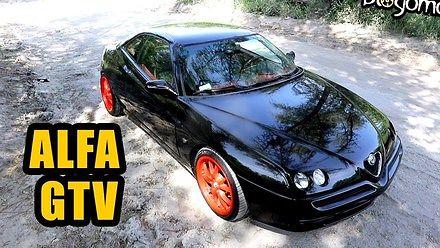 Alfa Romeo GTV 2000 r. - test Blogomotive