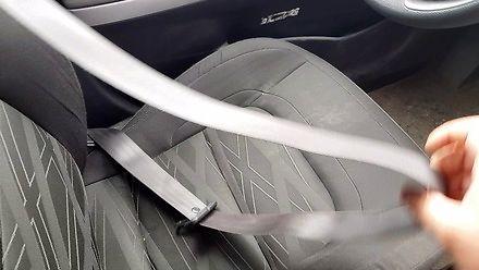 Jak poznać, czy kierowca miał zapięty pas bezpieczeństwa w czasie wypadku?