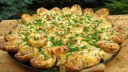 Faszerowane ziemniaki pieczone od Kwasiora