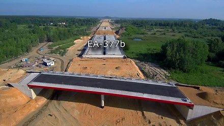 Budowa autostrady A1 Częstochowa - Pyrzowice