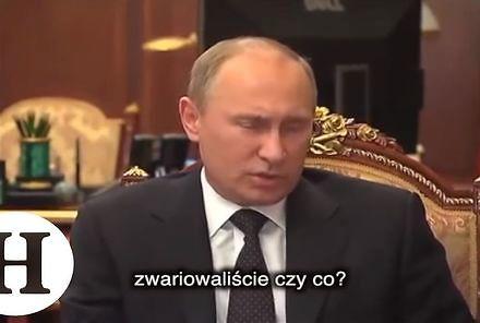 Władza czuwa i dba o obywateli. Putin i Łukaszenko pokazują, jak to się robi