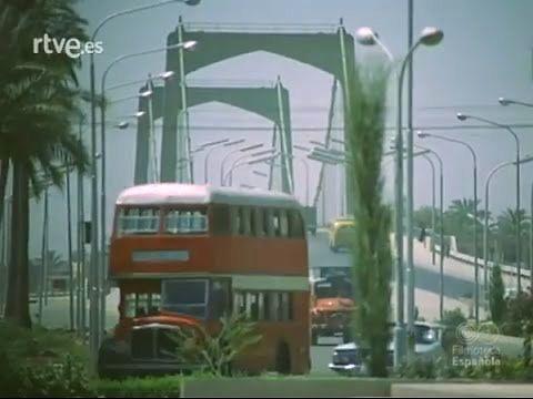 Wizyta w Bagdadzie w 1968 roku