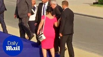 Znów chwiejny krok Junckera na szczycie NATO