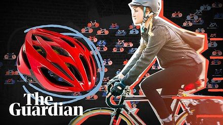 Dlaczego zmuszanie cyklistów do noszenia kasków to zły pomysł?