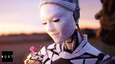 Robot & Scarecrow - czyli animowany romans robotów