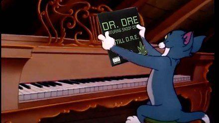 Tom & Jerry niczym Dr. Dre