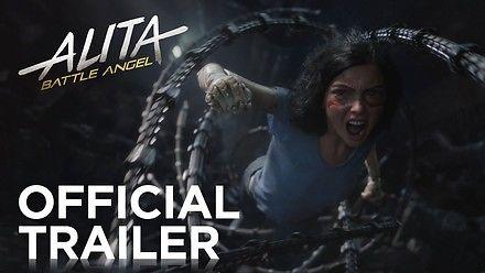 Alita: Battle Angel - oficjalny zwiastun filmu, który pochłonął 200 mln dolarów i 20 lat pracy