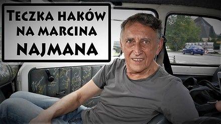 Andrzej Kostyra w Maluchu