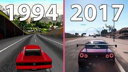 Ewolucja serii Need for Speed