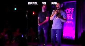 Izrael roastuje się z Iranem