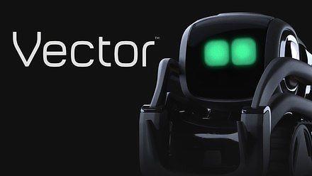 Vector b - sympatyczny robot!