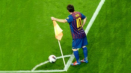 Świat kocha Lionela Messiego