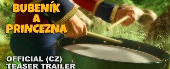 Dobosz i księżniczka - zwiastun czeskiej animacji za 4 mln dolarów!